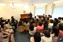 鳩山幸さん講演